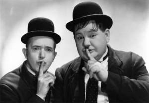 Laurel et Hardy