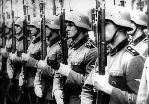 gardes allemands