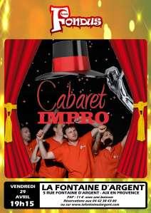cabaret impro A4