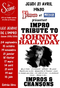 Impro Tribute Johnny