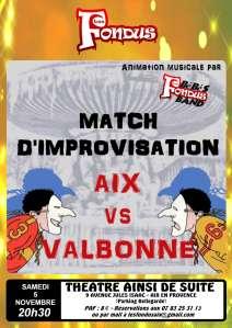 Aix vs Valbonne