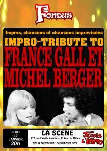affiche impro-tribute