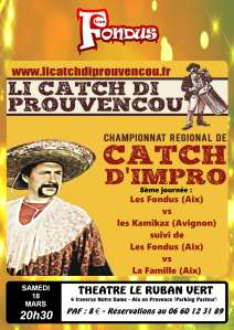Li catch di Prouvençou