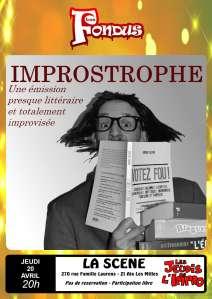 Improstrophe