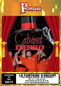 Cabaret Impro