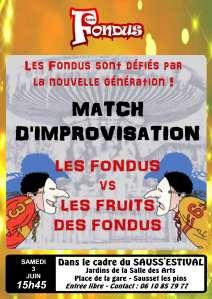 derby fondus vs fruits