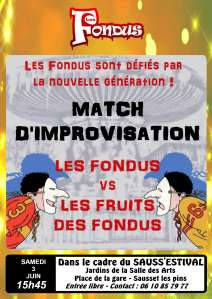 derby fondus vs fruits